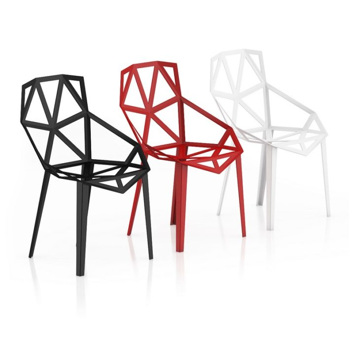 3d mesh chairs