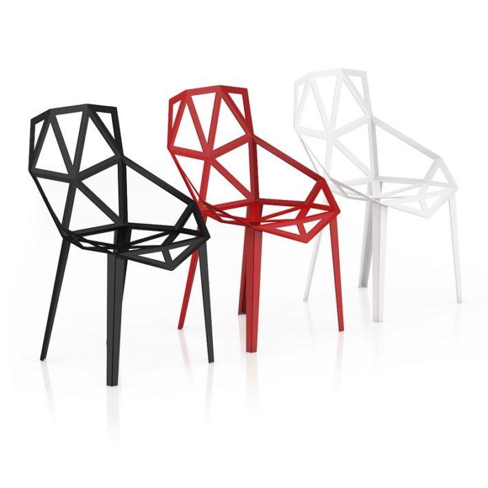 3d mesh chairs