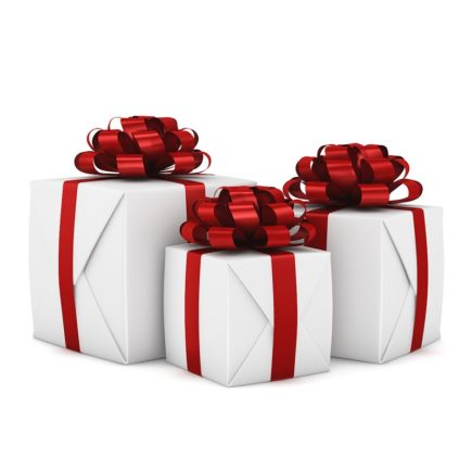 3D Christmas Presents FREE