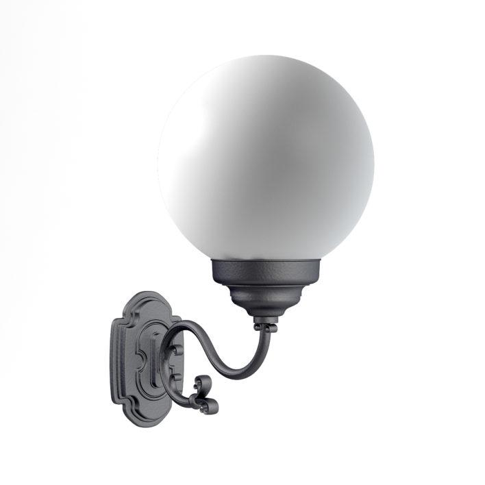 Exterior Lamp 3D Model