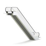 Escalator 3D Model - free cgaxis com