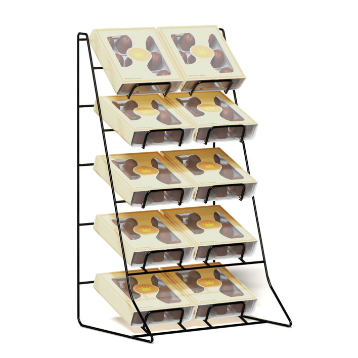 market rack 3d model