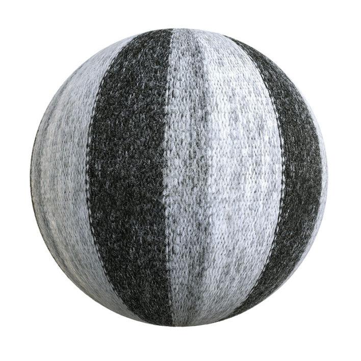 Wool Fabric Free PBR Texture