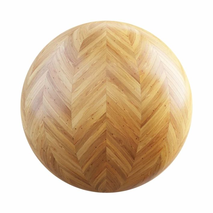 elm wood chevron floor free pbr texture